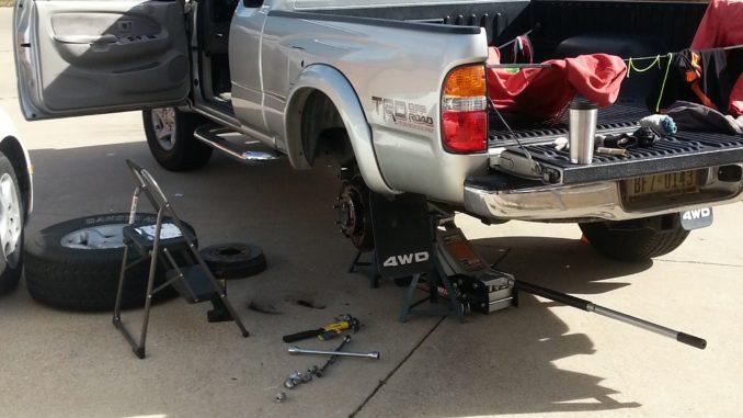 Automobile Brake Repair