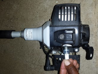 New_spark_plug_weed_eater Weed Eater Will Not Start
