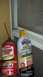 Obtain Some Spray lubricant