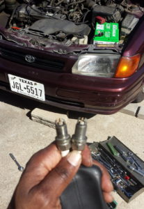 Engine Tune Up 1995 Toyota Tercel